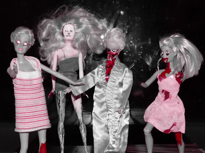 zombarbies dollscape X